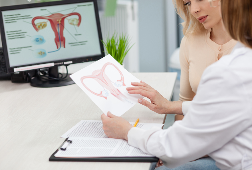 Can checking the fallopian tubes improve fertility?