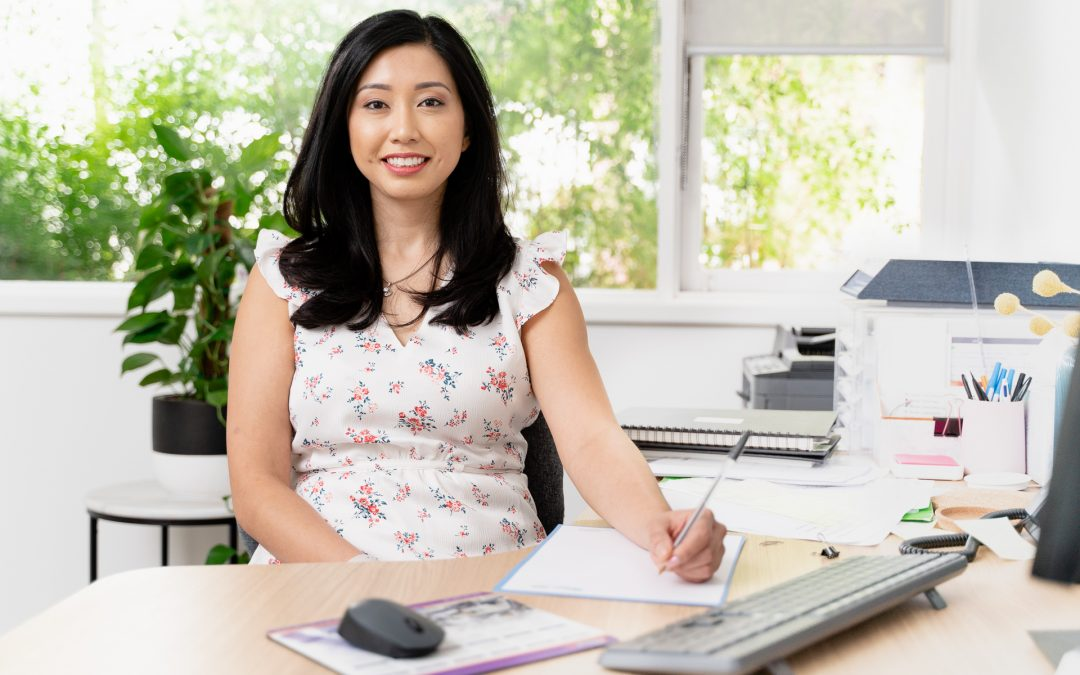 Embrace Fertility Adelaide Gynaecologist Dr Tran Nguyen is passionate about creating families